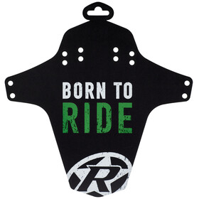Reverse Born to Ride Parafango verde/nero
